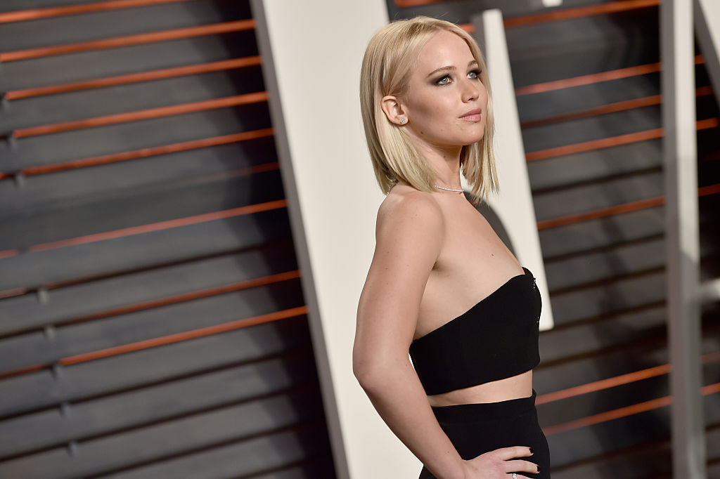 Stolen nude photos of Jennifer Lawrence leaked online by
