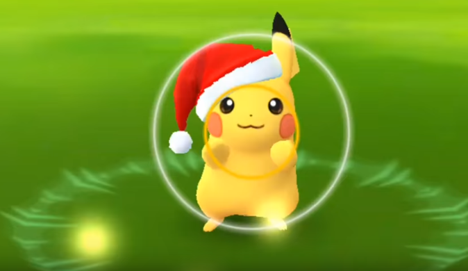 Pokemon Go Christmas Event.Pokemon Go New Year Event Guide How To Maximize The